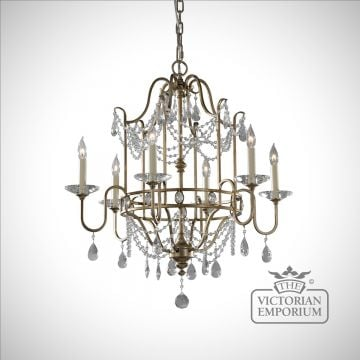 Gianne 6 Light Chandelier
