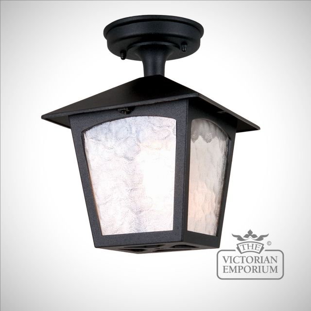 York 1 Light Porch Lantern