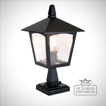 York Pedestal Lantern
