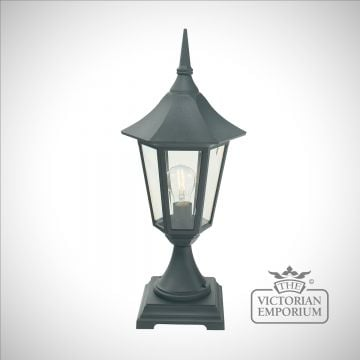 Valence Pedestal Lantern - large of extra large