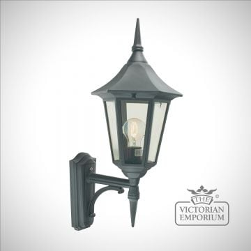 Valence Up Wall Lantern