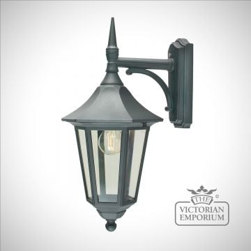 Valence Down Wall Lantern