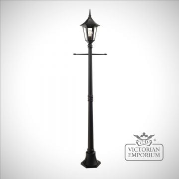 Rimini Lamp Post with Lantern