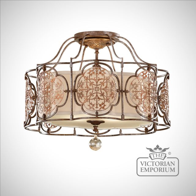 Marcelle Flush Mount Ceiling Light