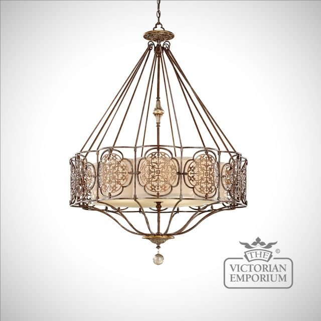 Marcelle 4 Light Chandelier