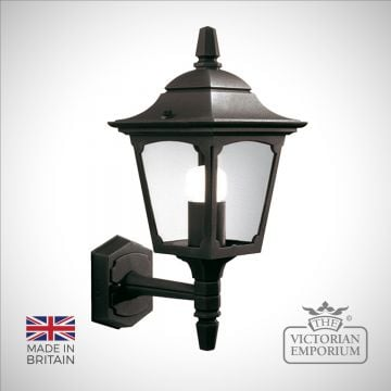 Chapel 1 Light Mini Up Wall Lantern