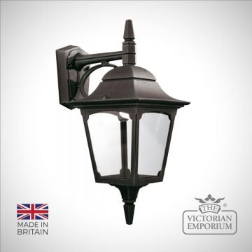 Chapel 1 Light Down Wall Lantern