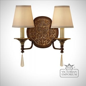 Marcelle Double Wall Sconce