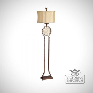 Marcelle 1 Light Floor Lamp
