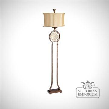 Marcelle 1 Light Floor Lamp