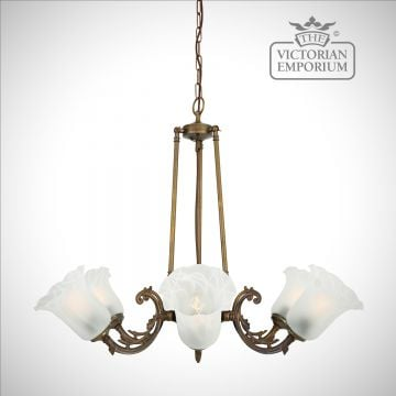 Ashbourn 6 Arm Chandelier