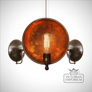 Cullen 3 Arm Chandelier