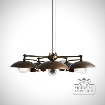 Cullen 5 Arm Chandelier