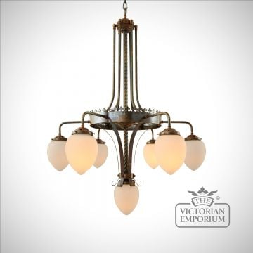 Kilarny 4 or 6 Arm Chandelier