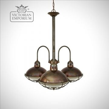 Marlow 3 Arm Chandelier