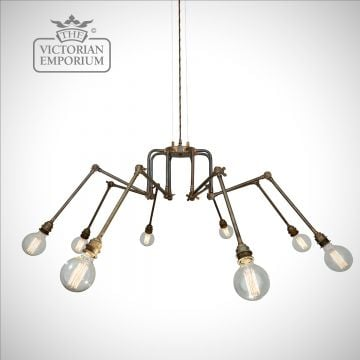 Mateo 8 Arm Chandelier