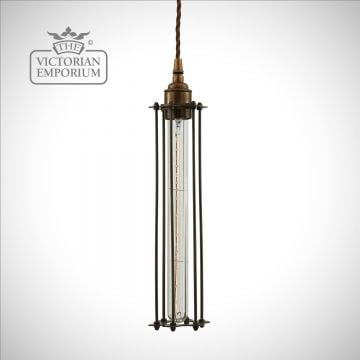 Beirut Pendant Light in a choice of finishes