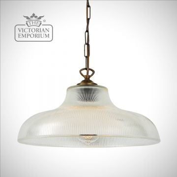 London Prismatic Pendant Light