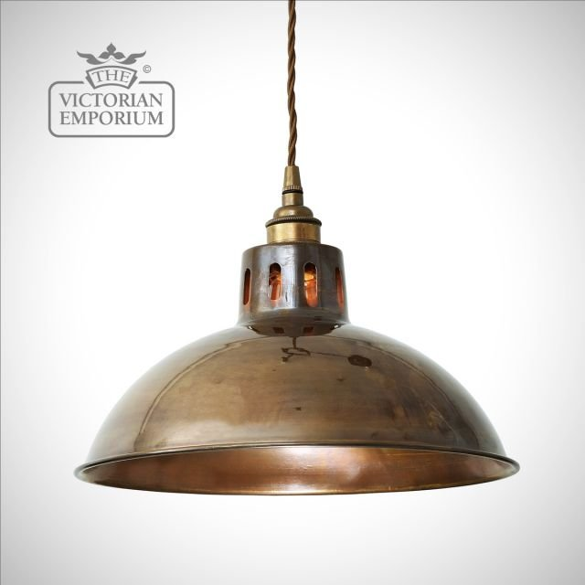 Paris ceiling pendant in a choice of finishes