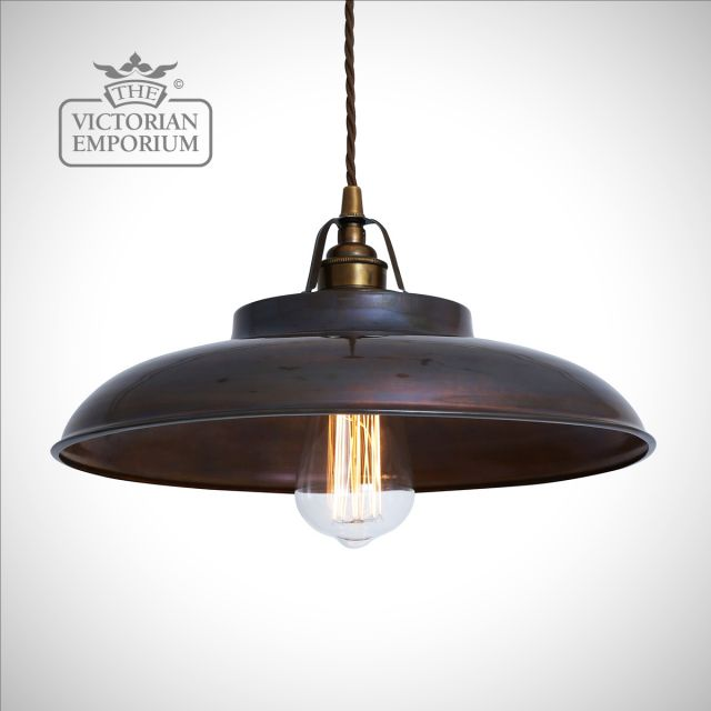 Tela Traditional Pendant Light