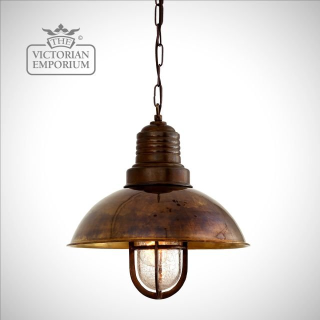 Tiranna Deck Pendant Light
