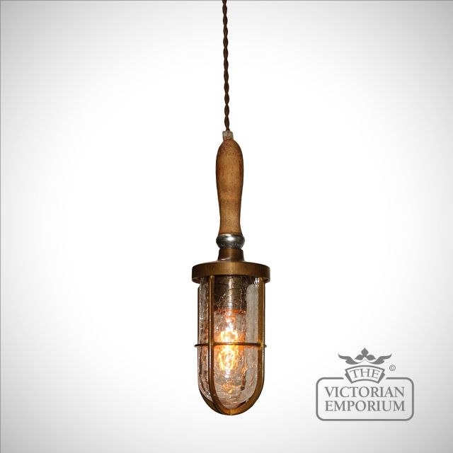 Trouble Lamp Style Pendant