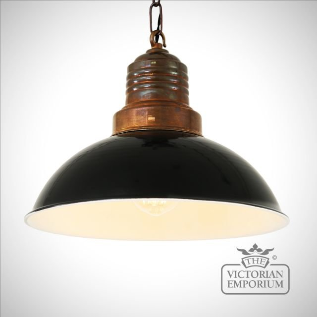 Ypres Vintage Style Ceiling Pendant