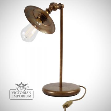 Reznor Industrial Table Lamp in a choice of colours