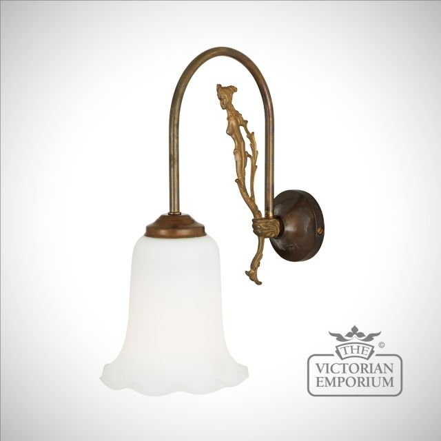 Arklow Wall Light in a choice of finishes