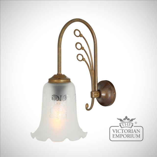 Ashford Wall Light in a choice of finishes