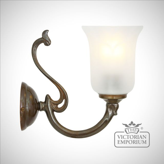 Brisbane Single Wall sconce