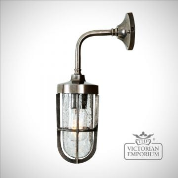 Carac Cage Wall Light