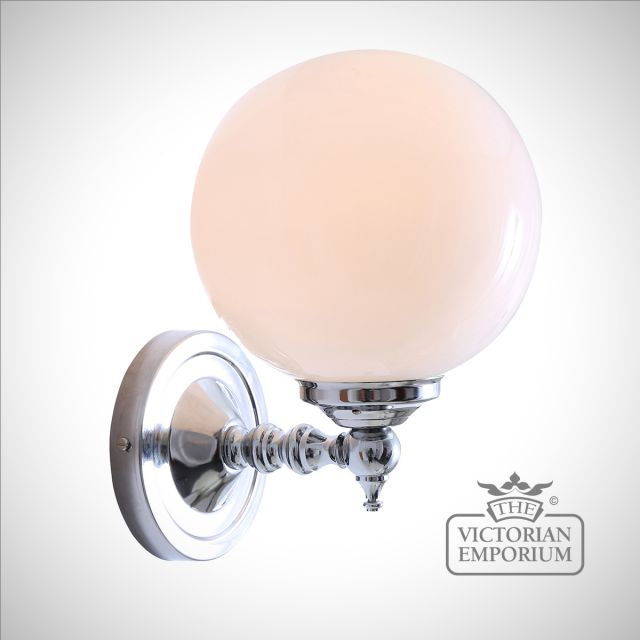 Gloghan Globe Wall Light