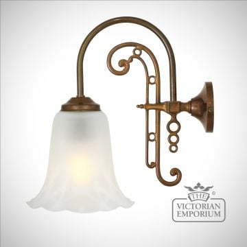 Medan Single Wall Light