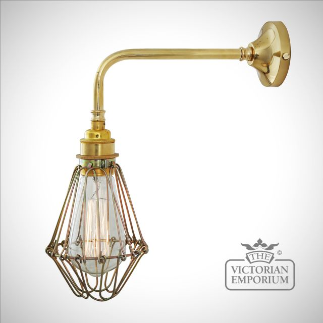 Praya Cage Wall Light