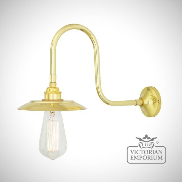 Resnor Swan Neck Wall Light
