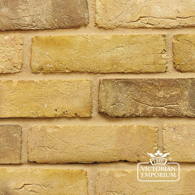 Reclamation Cambridge Buff brick