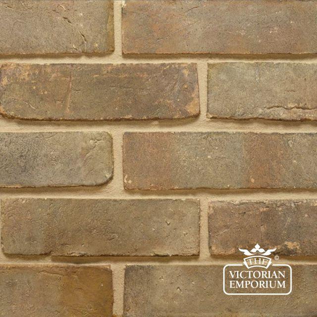 Reclamation Oxford Yellow Waterstruck Brick Slip