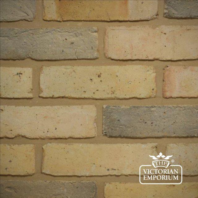 Weathered Burwell Gault Brick Slip
