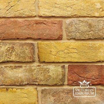 Reclamation Yellow Multi Stock Brick Slip