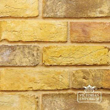 Reclamation Yellow Stock Brick Slip