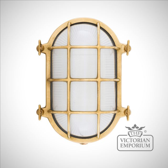 Ross Wall Light - Emergency Light - in a choice of finishes
