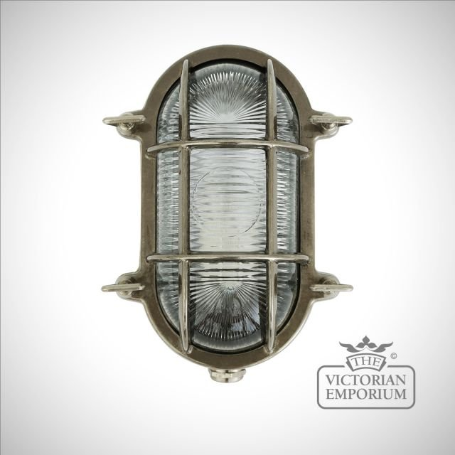 Ruben Oval Marine Light in a choice of finishes