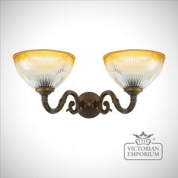 Tawal Fluted Wall Light