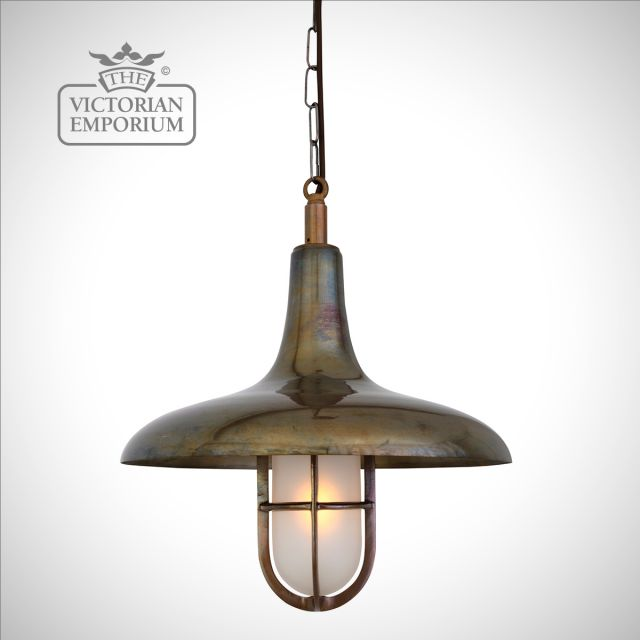 Mirar Bathroom/Outdoor Ceiling Pendant Light