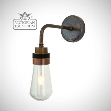 Beau Bathroom or Outdoor Wall Light