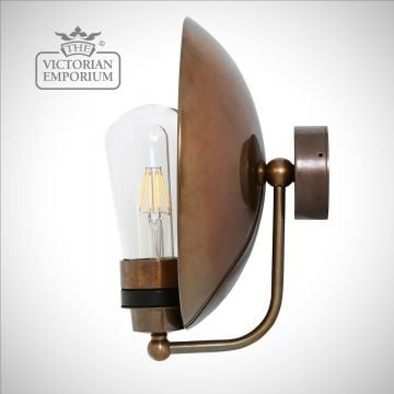 Galia Bathroom or Outdoor Wall Light