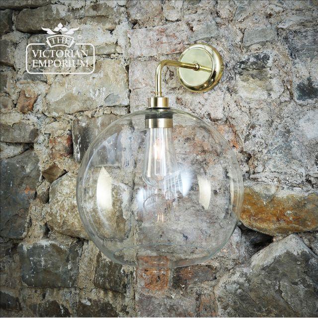 Leith Bathroom or Outdoor Wall Light