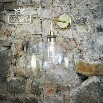 Leith Bathroom or Outdoor Wall Light