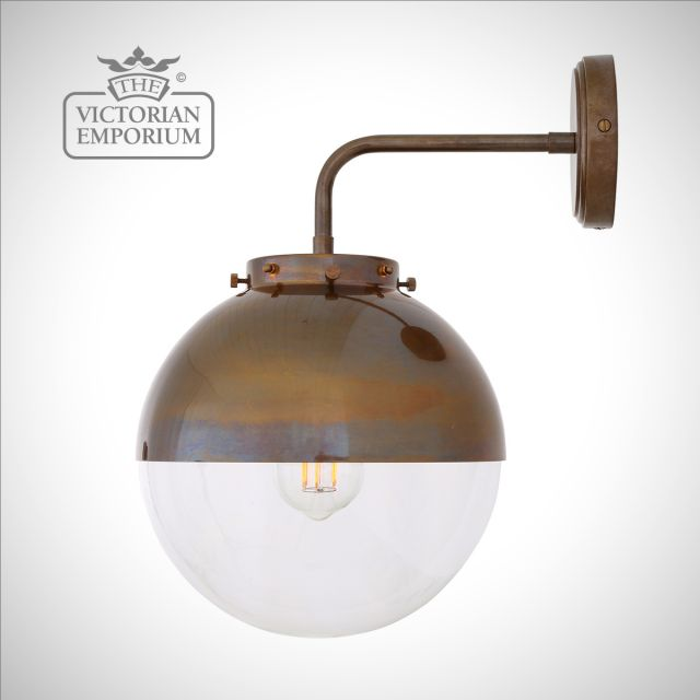 Micca Bathroom or Outdoor Wall Light